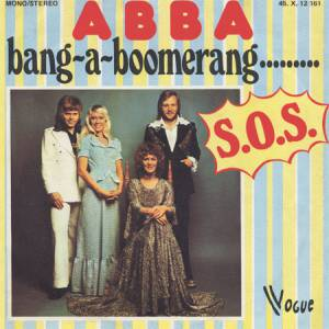 Bang-A-Boomerang Album