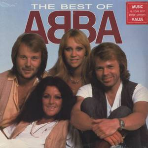 The Best of ABBA Album