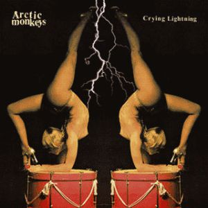 Crying Lightning - album