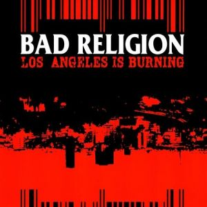 Los Angeles Is Burning Album