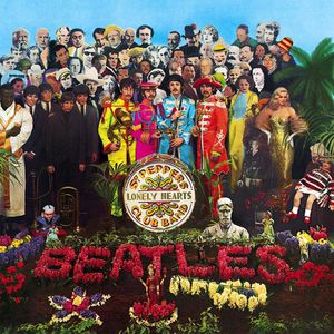 Sgt. Pepper's Lonely Hearts Club Band Album