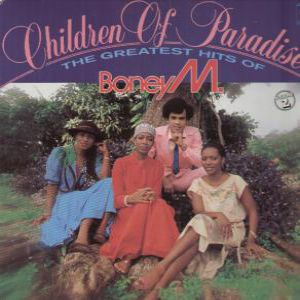 Children of Paradise - The Greatest Hits of Boney M. - Vol. 2 Album