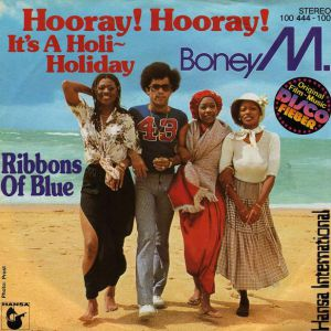 Hooray! Hooray! It's a Holi-Holiday Album