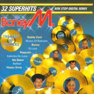 The Best of 10 Years - 32 Superhits Album