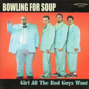 Girl All the Bad Guys Want Album