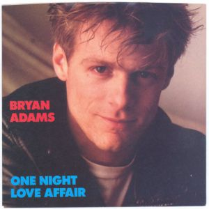 One Night Love Affair - album