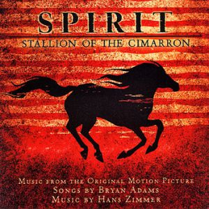 Spirit: Stallion of the Cimarron - album