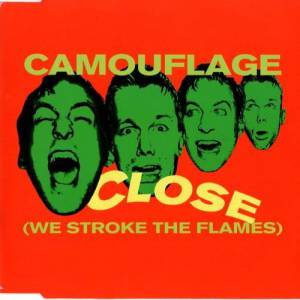 Close (we stroke the flames) Album