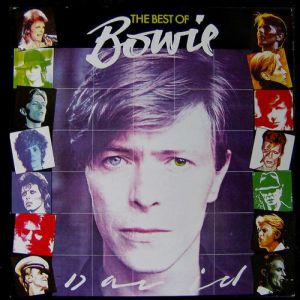 The Best of Bowie Album