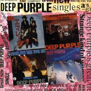 The Deep Purple Singles A's And B's Album