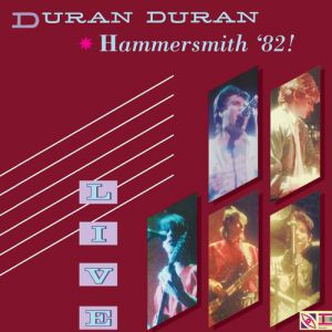 Live at Hammersmith 82! - album