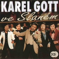 Karel Gott ve Slaném - album