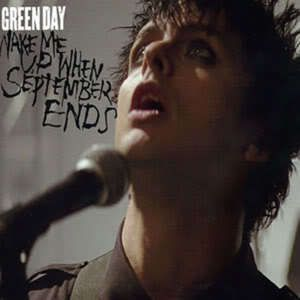 Wake Me Up When September Ends Album