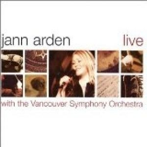 Live with the Vancouver Symphony Orchestra Album
