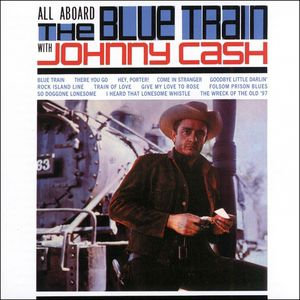 All Aboard the Blue Train Album