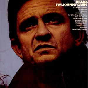 Hello, I'm Johnny Cash Album