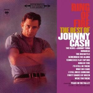 Ring Of Fire/The Best of Johnny Cash Album