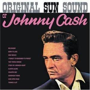 The Original Sun Sound of Johnny Cash Album