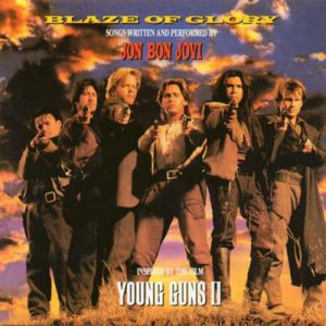 Blaze of Glory – Young Guns II Album