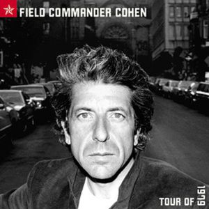 Field Commander Cohen: Tour of 1979 Album