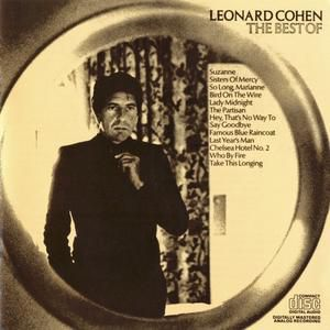 The Best of Leonard Cohen Album