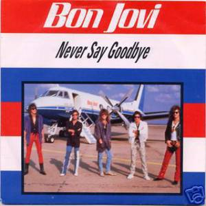 Never Say Goodbye - album