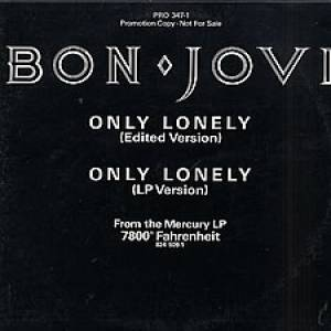 Only Lonely - album