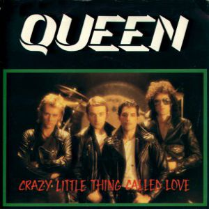 Crazy Little Thing Called Love - album