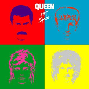 Hot Space - album