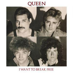 I Want to Break Free - album