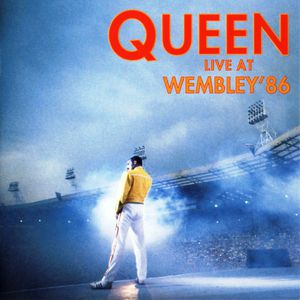 Live At Wembley '86 - album