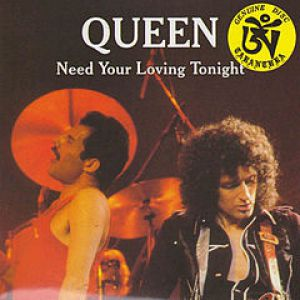 Need Your Loving Tonight - album