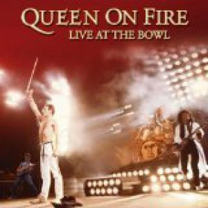 Queen On Fire - Live At The Bowl - album