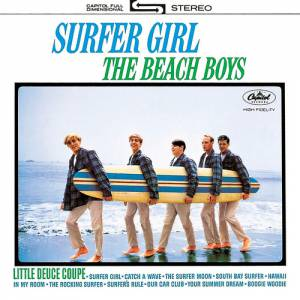 Surfer Girl Album