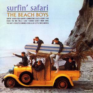Surfin' Safari Album