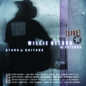 Willie Nelson & Friends -Stars & Guitars Album