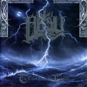 The Third Storm of Cythraul Album