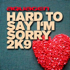 Hard To Say I'm Sorry 2K9 - album