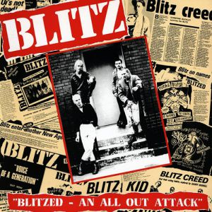 Blitzed - An All Out Attack Album