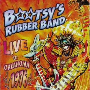 Live in Oklahoma 1976 - album