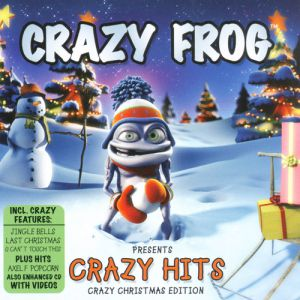 Crazy Frog presents Crazy Hits - Crazy Christmas Edition - album