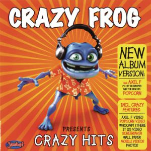 Crazy Frog Presents Crazy Hits - album