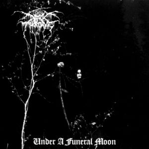 Under a Funeral Moon - album