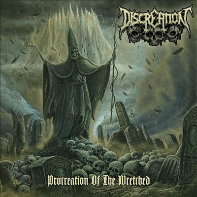 Procreation of the Wretched - album