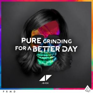 Pure Grinding / For A Better Day Album