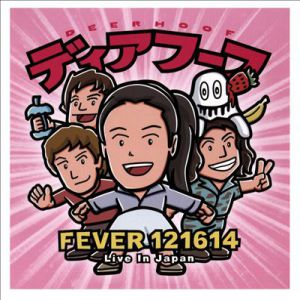 Fever 121614, Live In Japan - album