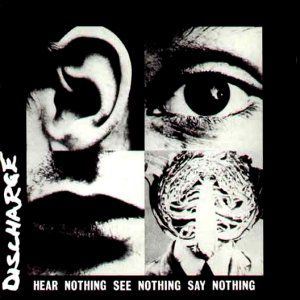 Hear Nothing See Nothing Say Nothing - album