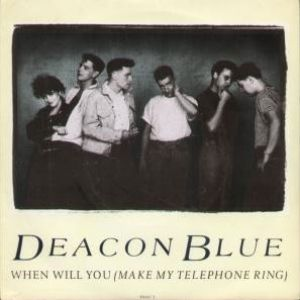 When Will You (Make My Telephone Ring) - album