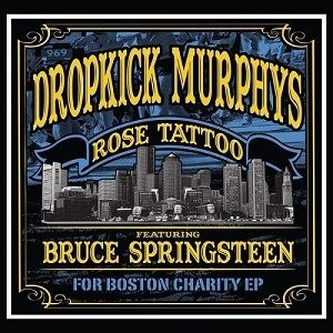 Rose Tattoo: For Boston Charity EP Album