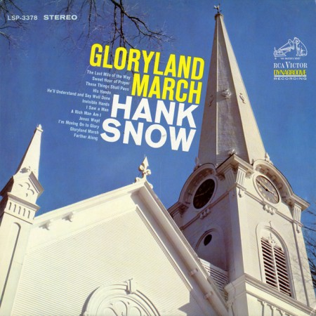 Gloryland March - album